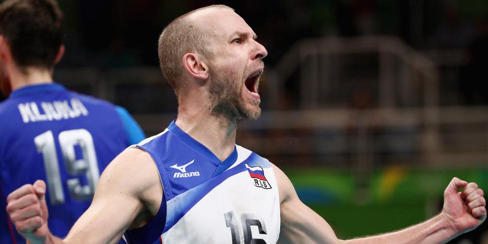 Россия одержала вторую победу на чемпионате мира