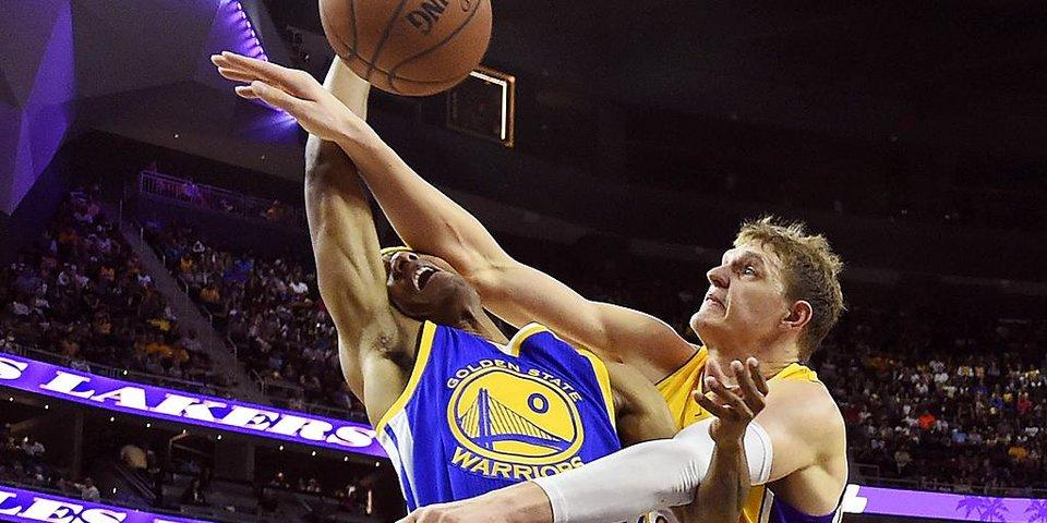 Тимофей Мозгов: «Перстень чемпиона НБА видел только на фото. Не терпится его примерить»