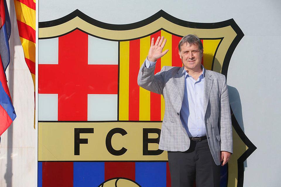 Экс-тренер «Барселоны» Мартино признан тренером года в МЛС