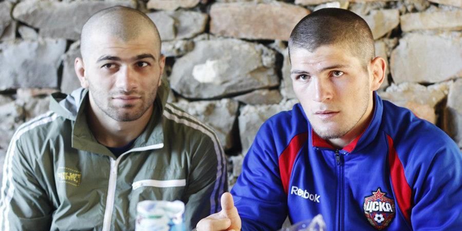 Жуткие фото Федора Емельяненко, Магомед Исмаилов против брата Хабиба. Какими были ММА 10 лет назад