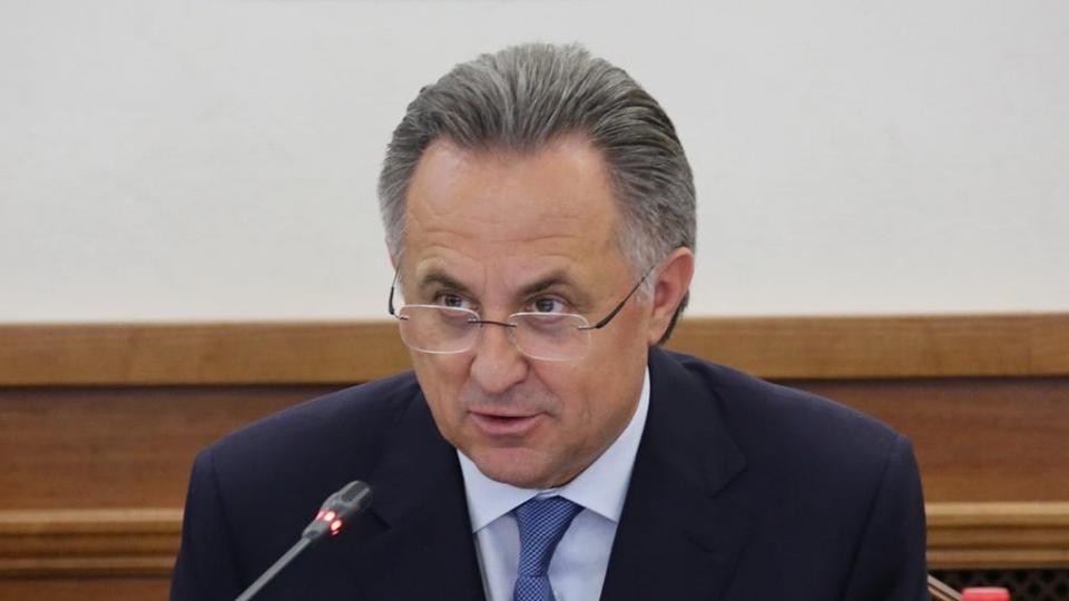 Виталий Мутко уходит изРФС вполпреды