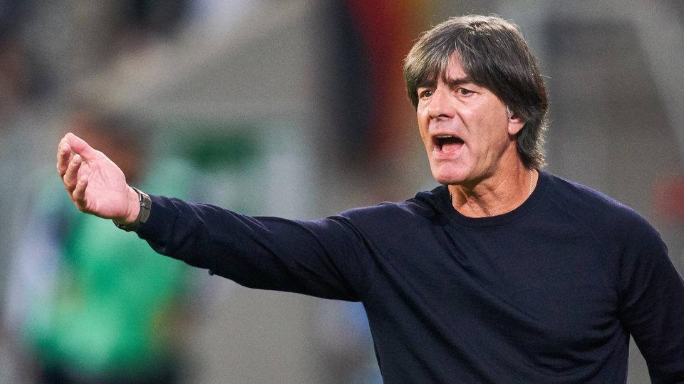 Лев стал рекордсменом по числу матчей, проведенных во главе сборной Германии
