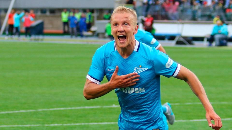 Игорь Смольников: «Хотелось бы видеть в сборной больше народу из «Зенита»