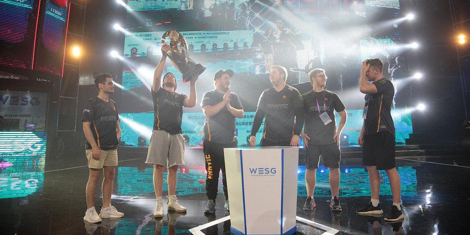 Fnatic поднялась в тройку лучших команд по CS:GO, в их активе 666 очков