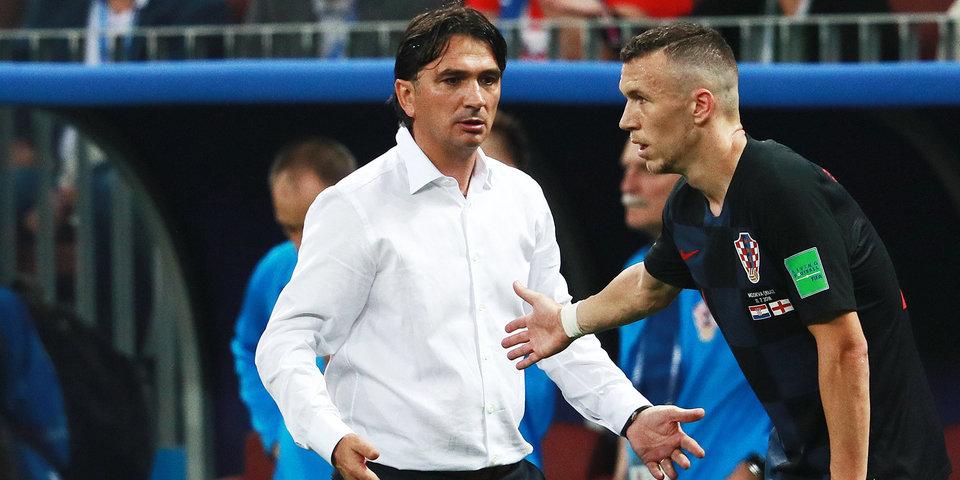 Далич продолжит работу со сборной Хорватии