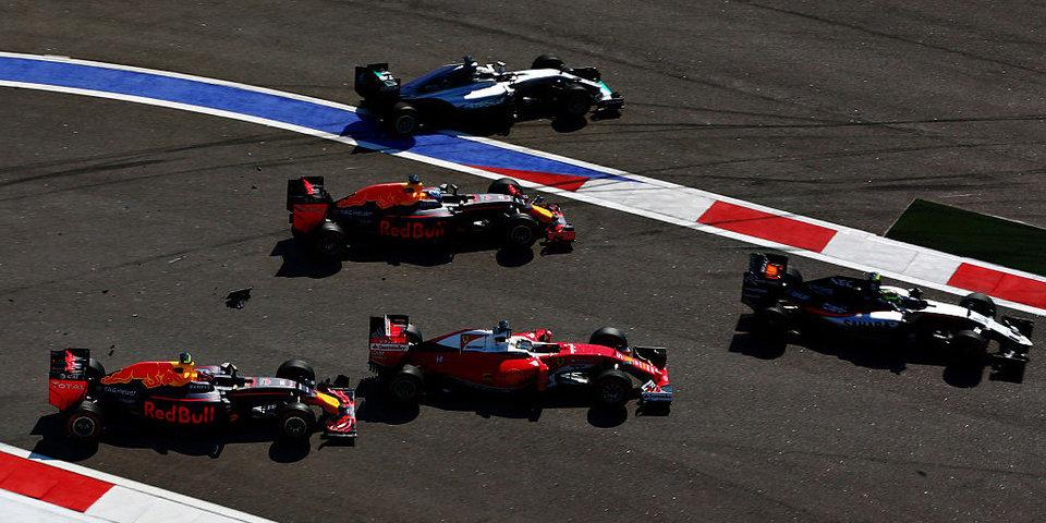 Стала известна предварительная дата Гран-при России в 2019 году