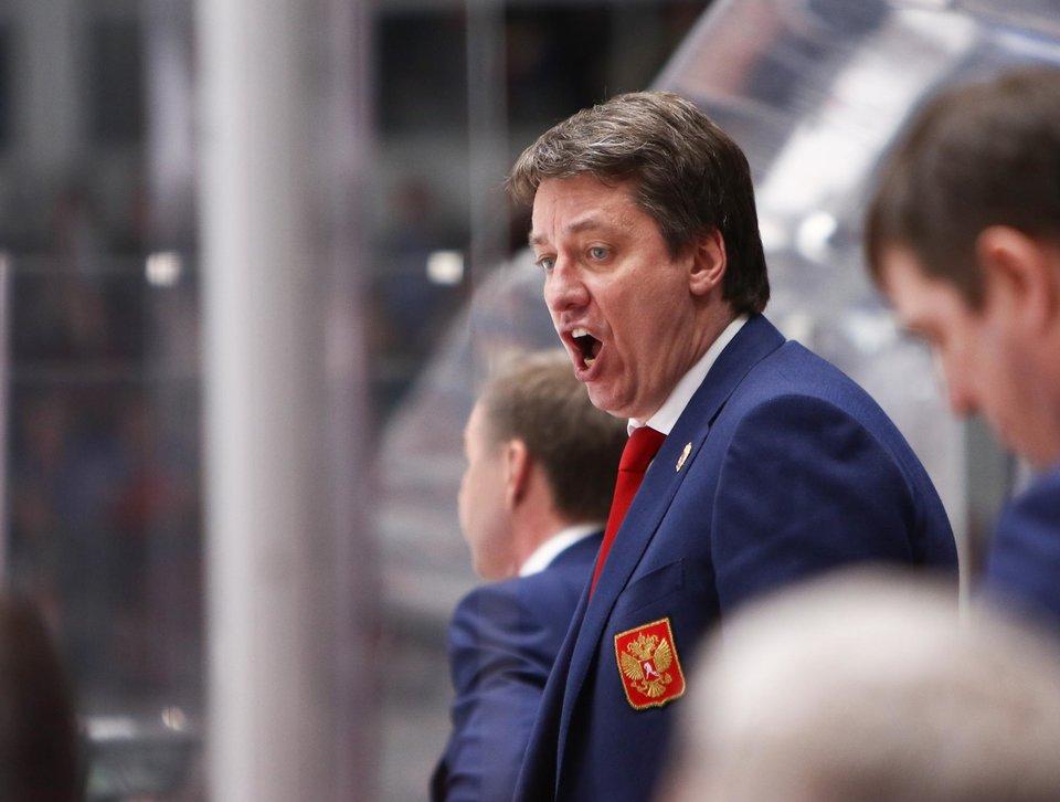 Витолиньш ответил тренеру американцев