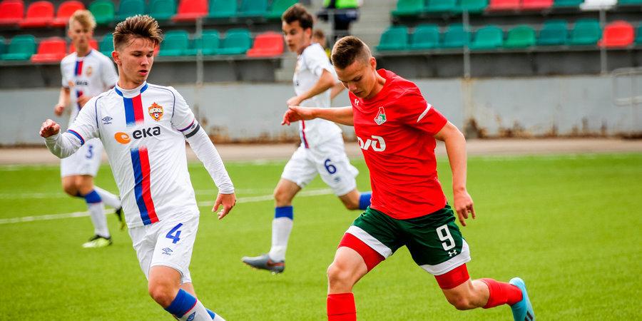 Рахимич и Игнашевич играют за юношей ЦСКА. Когда их ждать в основе?