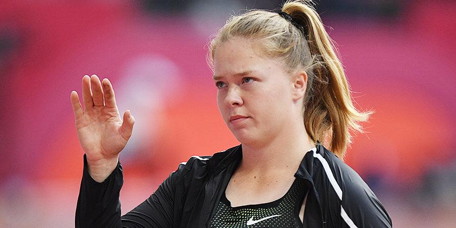Софья Палкина: «На Олимпиаду уже «параллельно», на самом деле»