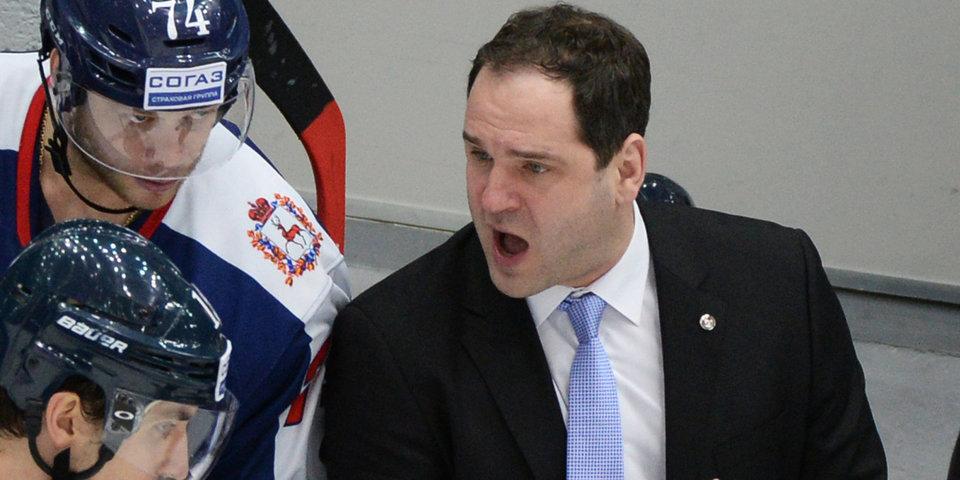 Главный тренер «Динамо»: «Наш зритель – очень умный, никому не нравится команда, которая всегда проигрывает»