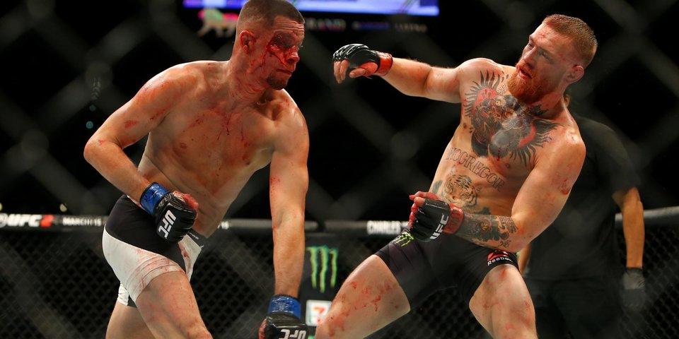 Существуют ли договорные бои в UFC?
