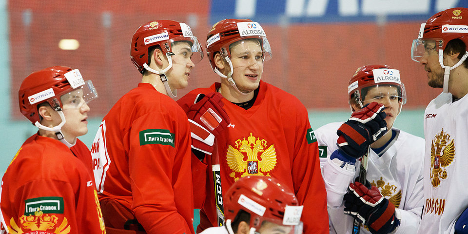 Вспоминая «Стиморол». Сборная России готовится к ремейку олимпийского финала