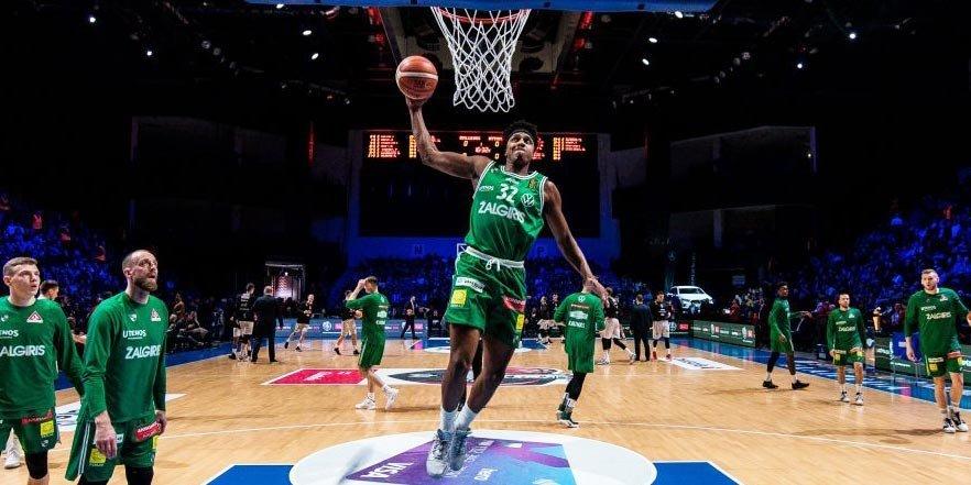 Чемпионат Литвы остановлен, «Жальгирис» объявлен чемпионом
