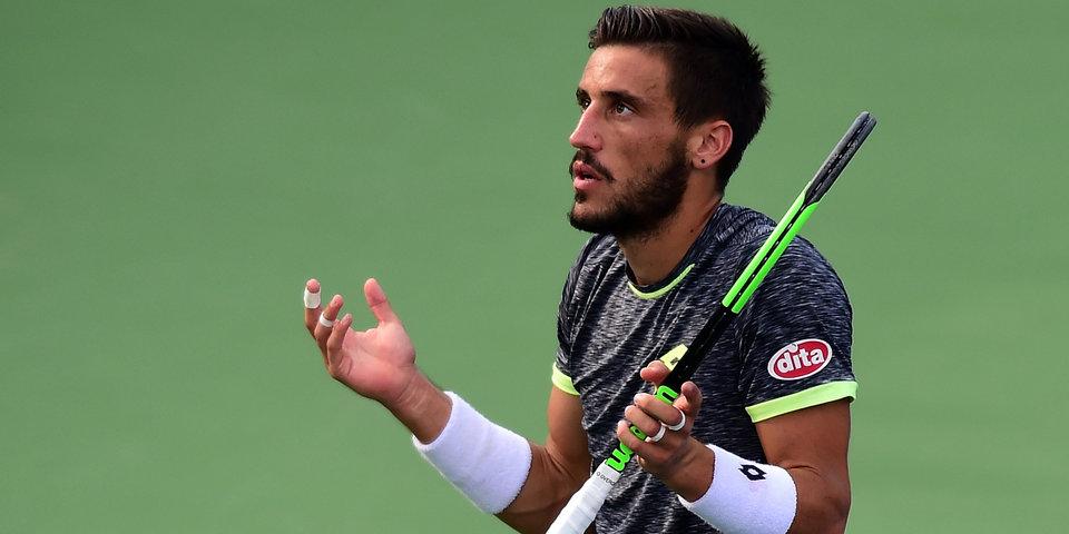 Дамир Джумхур: «Удивило поражение россиян, а Рублёв – один из сильнейших молодых теннисистов»
