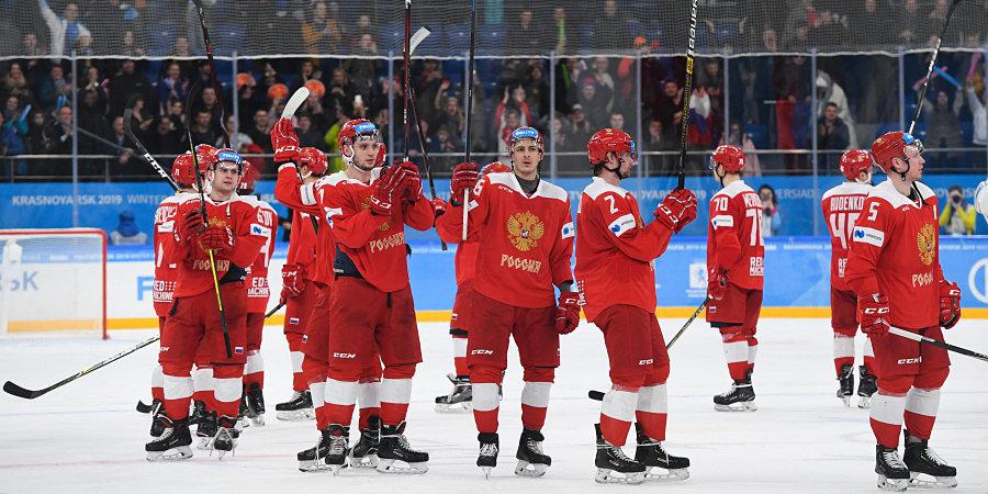 Универсиада-2019. День 3-й. 10 медалей, 2 золота и двойная хоккейная победа над США