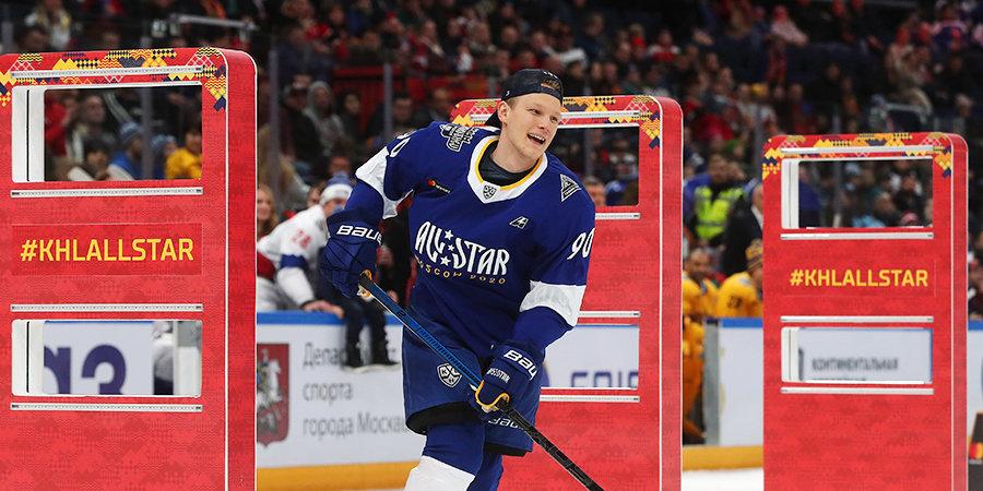 «Рассчитываю на второй шанс в НХЛ». Мы задали много вопросов Никите Сошникову