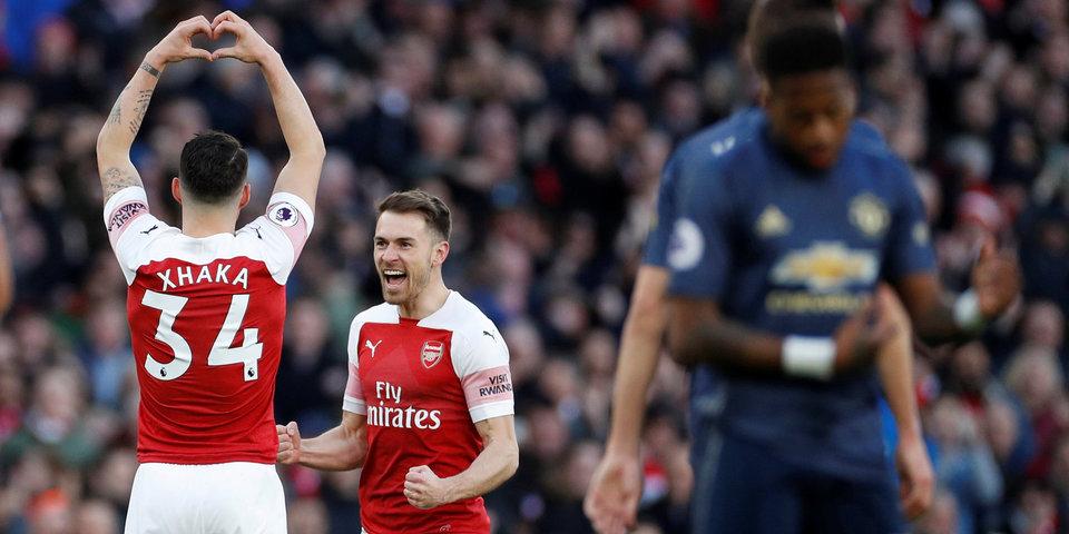 Эмери «не знает», сыграет ли еще Джака за «Арсенал»
