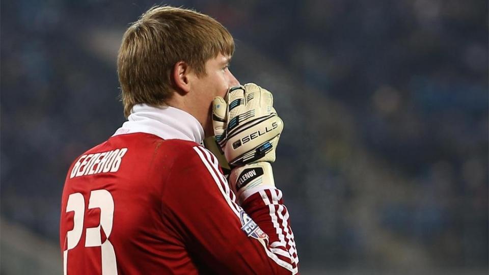 Беленов может продолжить карьеру в «Зените»