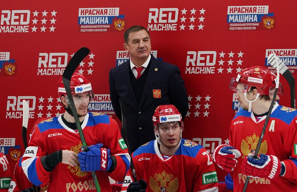 Валерий Брагин — о победе над Финляндией: «Играли за первое место, поэтому была полная концентрация»