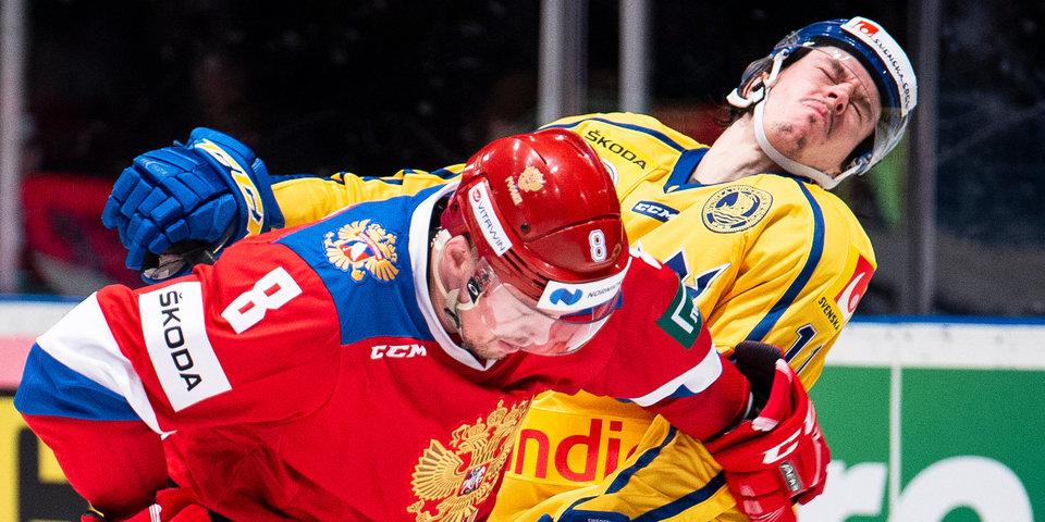 Лидстрем говорит о Дацюке, Михеев забивает буллит. Самое крутое из матча Швеция – Россия