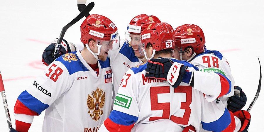 Россия выиграла домашний этап Евротура, Большунов и Ретивых взяли золото командного спринта, Влашич признан игроком года и другие ночные новости
