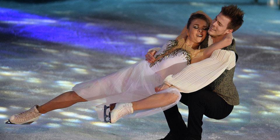 Синицина и Кацалапов стали вторыми в ритм-танце на этапе Гран-при в Гренобле