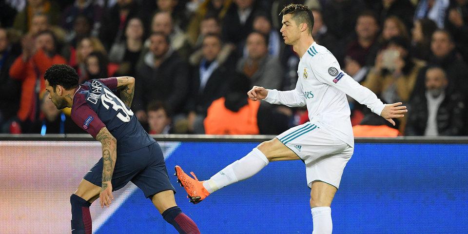 «Реал» выбил «ПСЖ» из Лиги чемпионов