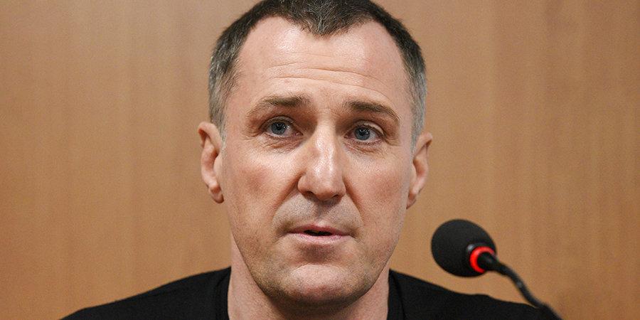 Гендиректор «Сочи» Дмитрий Рубашко: «Не понимаю, чем вызвано такое истерическое поведение коллеги из «Краснодара»