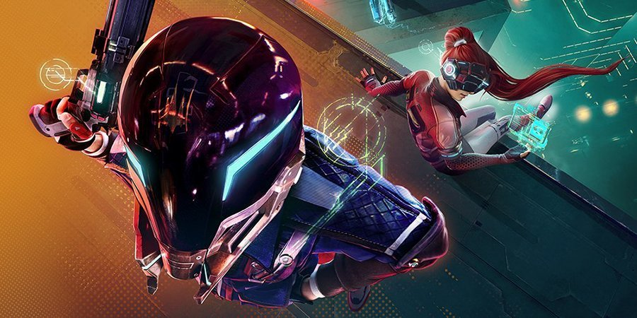 Ubisoft представила королевскую битву Hyper Scape