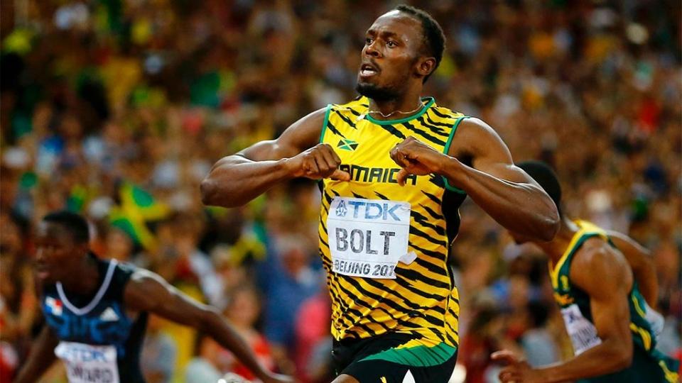 Олимпийский чемпион Болт будет тренироваться с «Боруссией»