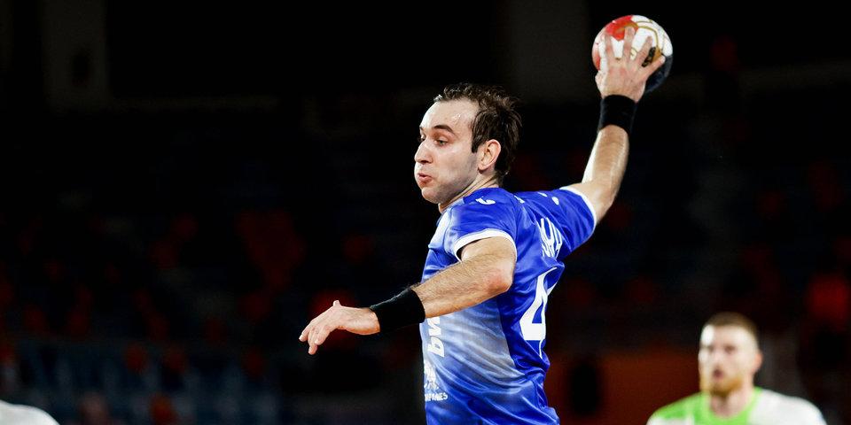 Российские гандболисты обыграли Фарерские острова и досрочно вышли на чемпионат Европы