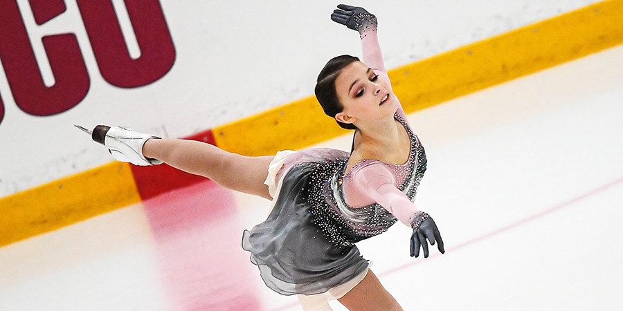 Анна Щербакова: «Я устала нервничать в этом сезоне. На командном ЧМ хочется выступить спокойно»