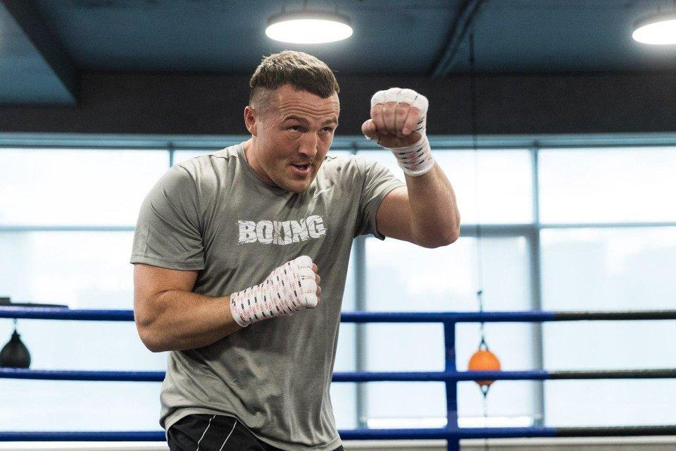 Денис Лебедев: «Уилсон — боксер из разряда «сам не умею, и тебе ничего не дам сделать»