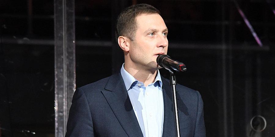 Алексей Морозов: «Уже в этом месяце начнем работу над темой расширения КХЛ»