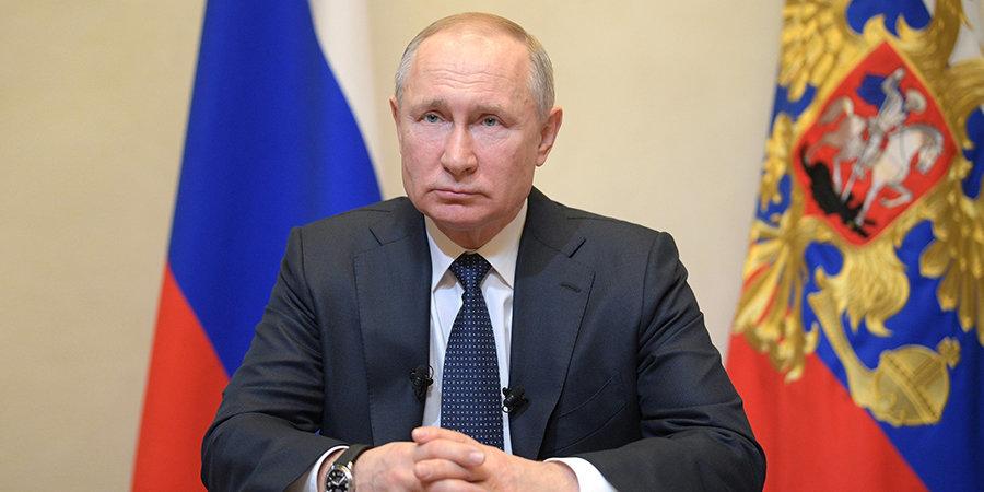 Путин по телефону поздравил Нурмагомедова с победой над Гэтжи