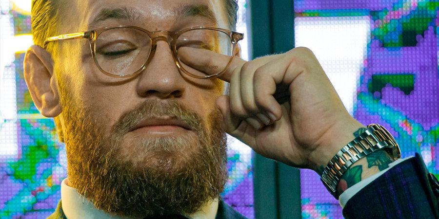 В UFC прокомментировали оскорбительные высказывания Макгрегора в адрес граждан России