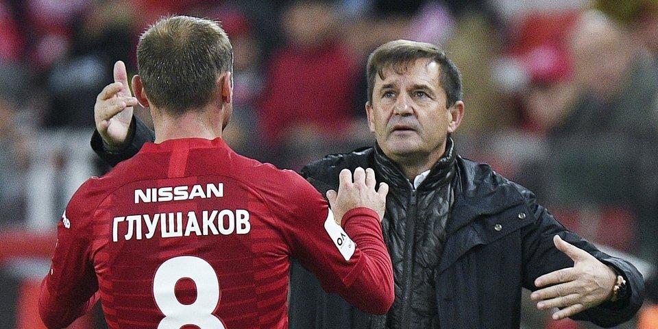 «Мне плевать, что трибуны свистят, Глушаков будет играть». Рианчо точно знает, что делает?