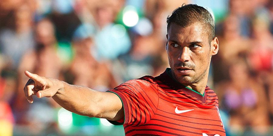 Сборная Португалии обыграла Белоруссию в финале Евролиги по пляжному футболу