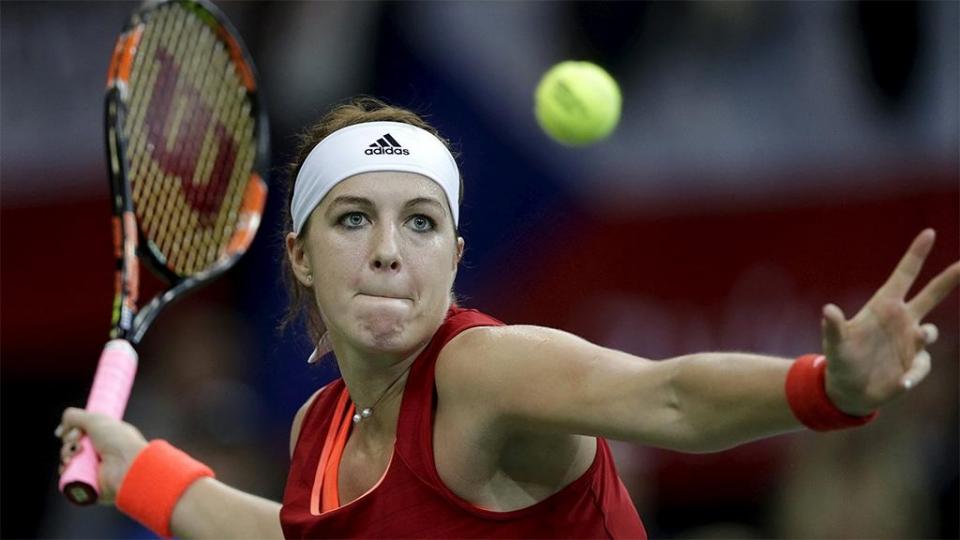 Павлюченкова пробилась в четвертьфинал Открытого чемпионата Австралии