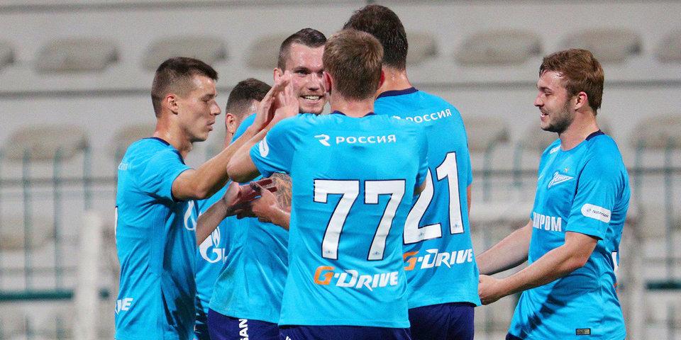 Стали известны арбитры на матчи «Зенита», «Спартака» и «Локомотива» в Лиге Европы
