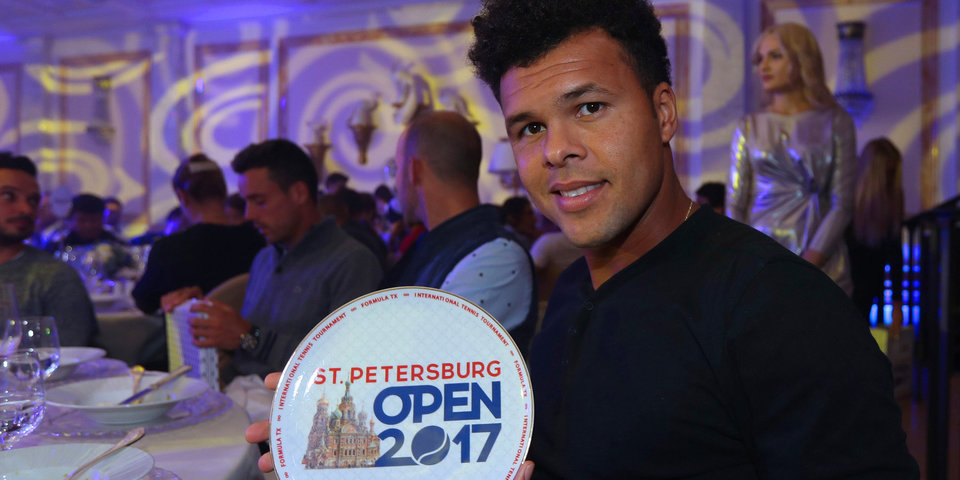 Как прошел гала-ужин St. Petersburg Open