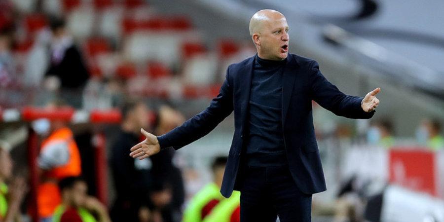 Марко Николич: «Хочу поздравить команду с победой, она показала характер»