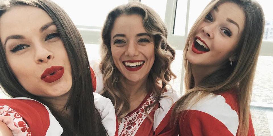 Этих девушек нельзя расстраивать в матче с Канадой