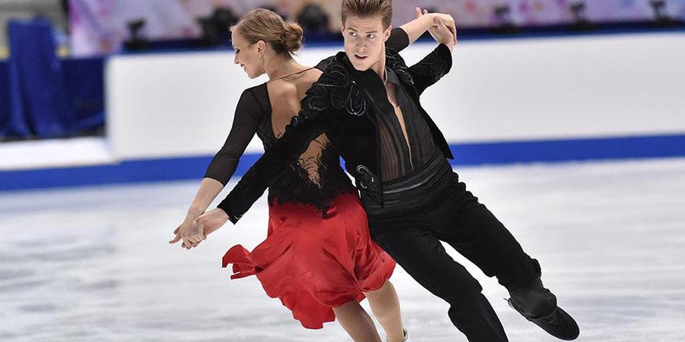 Синицына и Кацалапов замыкают тройку на Skate America, Саханович – 5-я после короткой программы