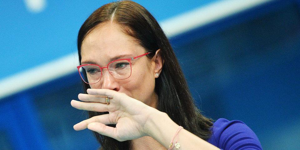 Гамова объявила о завершении карьеры в прямом эфире «Матч ТВ»