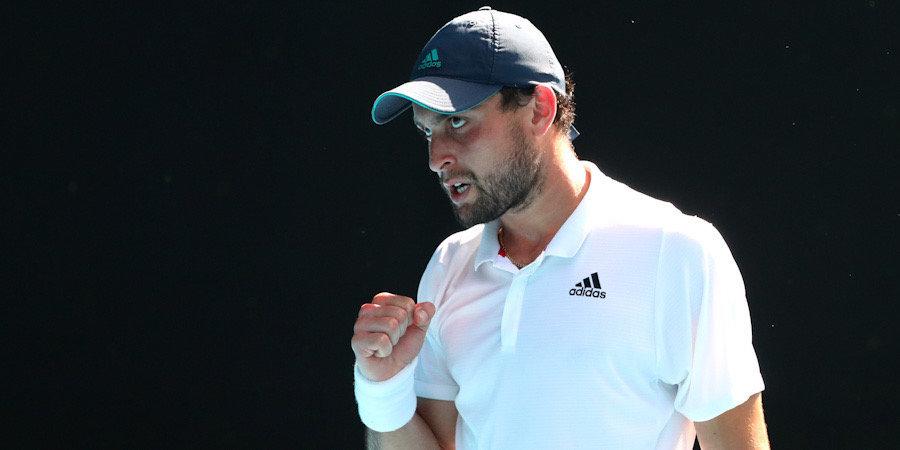 Карацев поднялся на 15 строчек в рейтинге ATP, Медведев сохранил 2-ю позицию