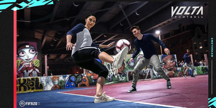 Представлен геймплей FIFA 20