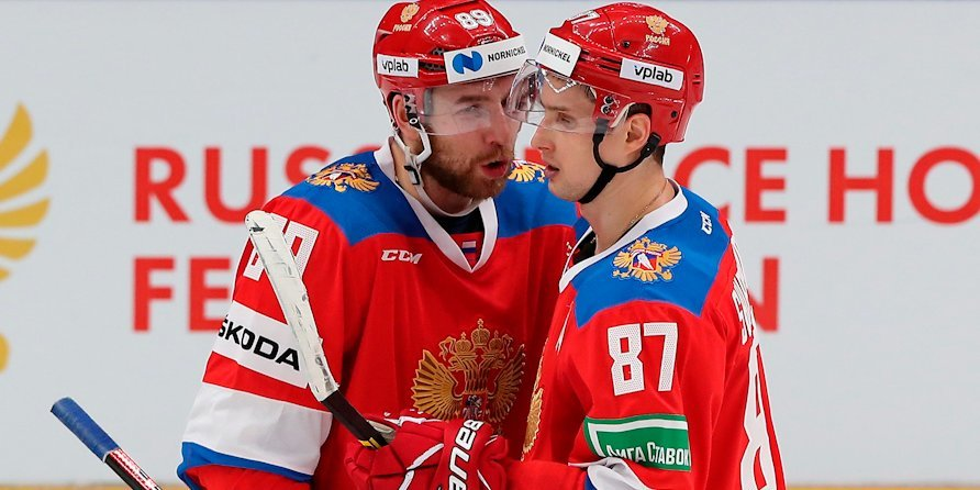 Молодой суперталант из СКА, звено Шалунова и Шипачев. Кто должен сыграть за сборную России на домашнем этапе Евротура?