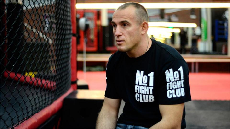 Олейник проведет очередной бой под эгидой UFC 15 января