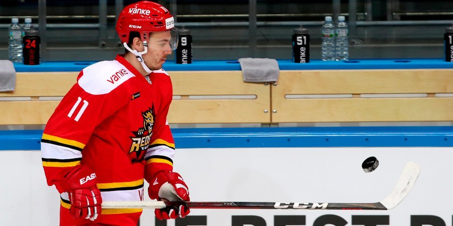«Куньлунь» в овертайме победил в Хельсинки и прервал серию из 9 поражений